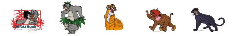 Jungle Book ジャングブック