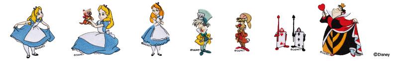 Alice in Wonderland アリスインワンダーランド
