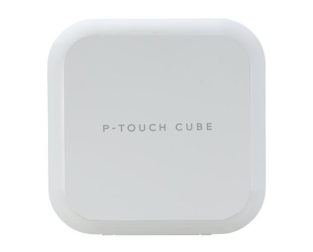 Brother Original P-touch P710BT Cube Plus Beschriftungsgerät Weiß 9 Android
