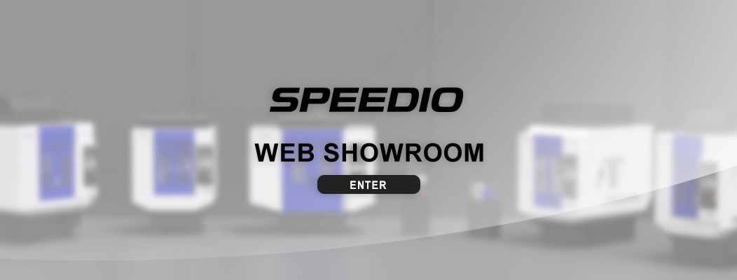 SPEEDIO WEB SHOWROOM