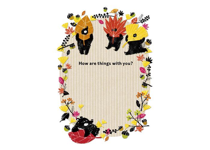 無料ダウンロード 儚くも切ない秋の時候の挨拶を 3人のイラストレーターが表現してみた プリント日和 家庭向けプリンター 複合機 ブラザー