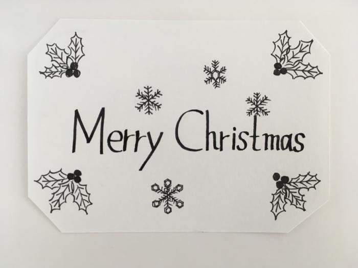 応用編 可愛い文字の書き方講座 イラスト付き 手作りメッセージカードのアイデア集 プリント日和 家庭向けプリンター 複合機 ブラザー