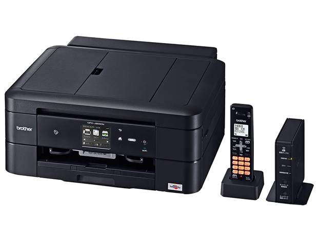 (MFC-J737DN) A4インクジェット複合機 (プリンター/ファクス/スキャナー/コピー/ダイレクトプリント/無線LAN/USB/受話器付/子機1台) PRIVIO MFC-J737DN ブラザー工業